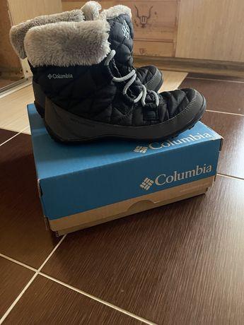 Зимние ботинки columbia ( omni-heat )