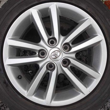 Диски Toyota 5x114.3/R16/6.5J/ET45