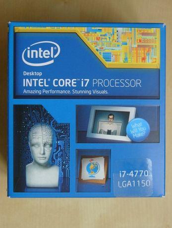 Intel i7-4770 (3.4 Ghz) - Processador (CPU) - Socket (LGA) 1150 (6)
