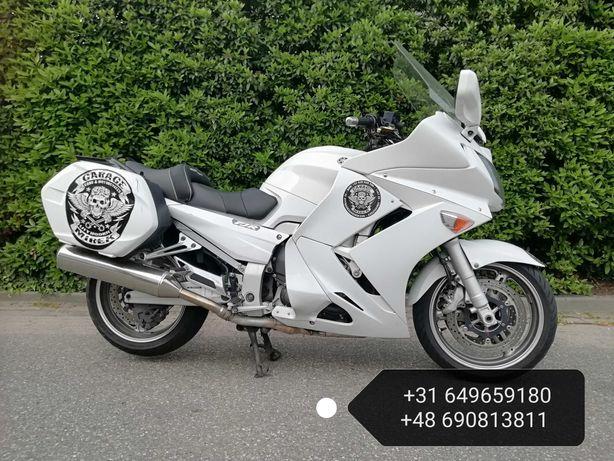 Motor Yamaha FJR 1300cm3 2010r
