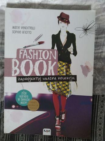 Fashion book- zaprojektuj własną kolekcję