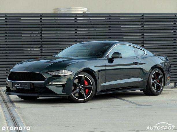 Ford Mustang Bullitt V8 460KM rej. 2019 MagneRide, Salon PL, 1 Wł. Cesja Leasingu