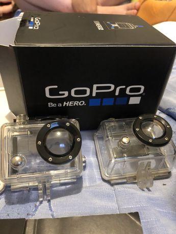Conjunto de acessorios para camera gopro