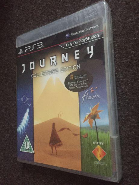 Podróż Edycja Kolekcjonerska PS3 NOWA Stan idealny – unikat