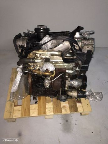 Motor VOLKSWAGEN GOLF V 1.9TDI PD 105CV, Ref: BXE