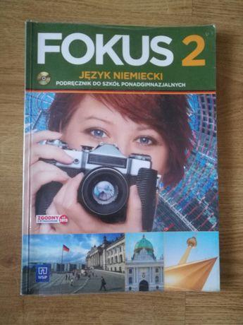 Fokus 2 podręcznik do j. niemieckiego