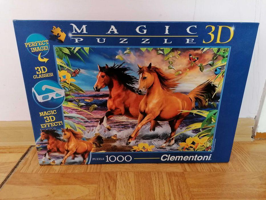 Puzzle z efektem 3D Gogolin - image 1