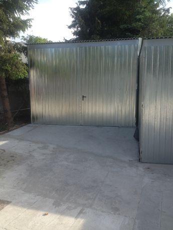 Garaż metalowy do wynajęcia w super miejscu 18m2 3M X 6M
