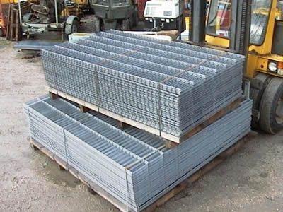 Panele ogrodzeniowe podmurówka ogrodzenia panelowe 150/4 Kutno