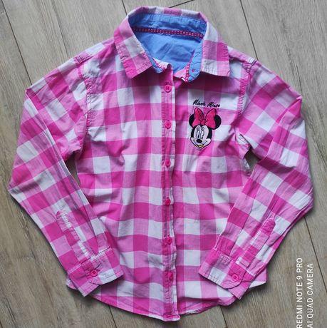 Koszula dziewczęca 128/134 Minnie Mouse