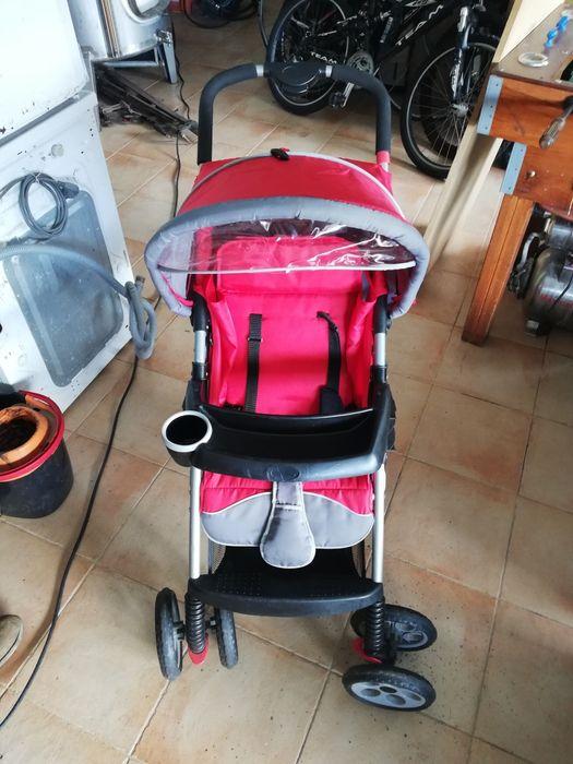 Carrinho de bebé Facha - imagem 1