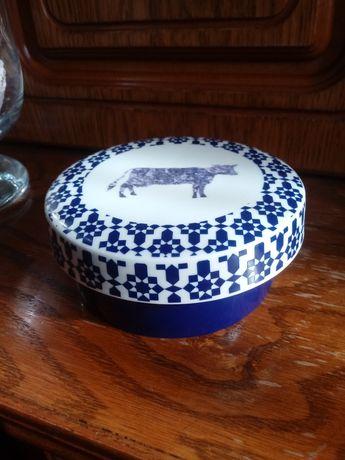 Porcelana pojemnik na ser Artesa