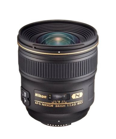 nikkor af-s 24 mm 1.4 об'єктив