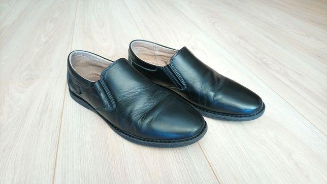 Туфлі дитячі , туфли детские 39 р шкіра