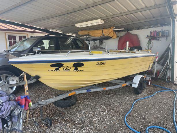 Barco fibramar 435