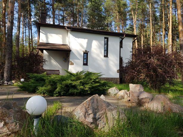 продам дом за городом в сосновом лесу в Песчанке