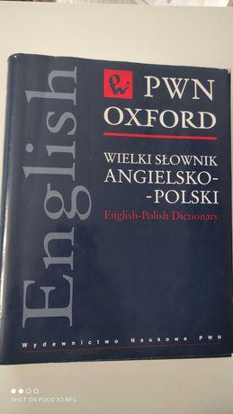 Wielki słownik angielsko-polski PWN Oxford(Twarda z obwolutą)