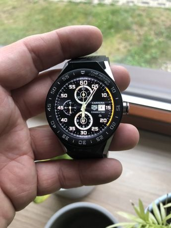 Tag Heuer modular connected 45 - idealny.