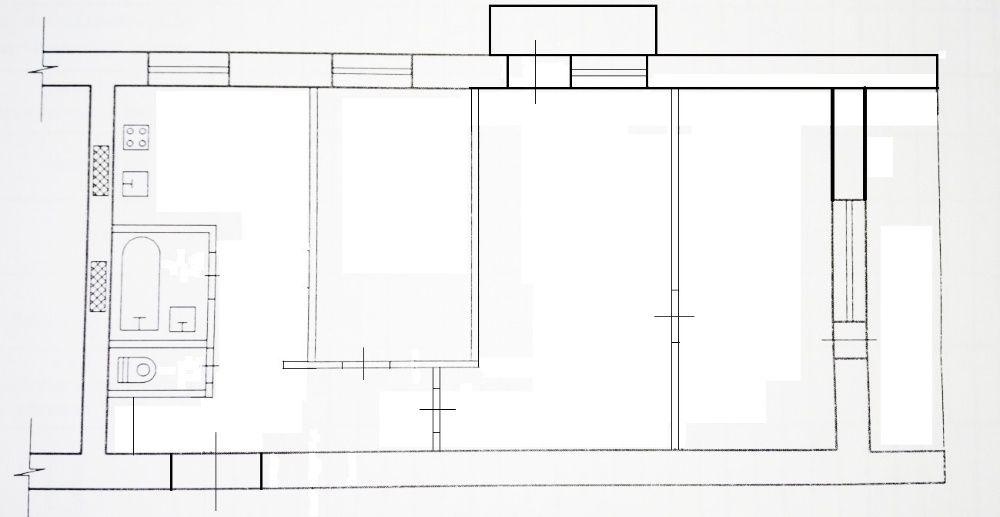 реальная 3к Титова(Новокрымская) с видом на Сквер Днепр - изображение 1