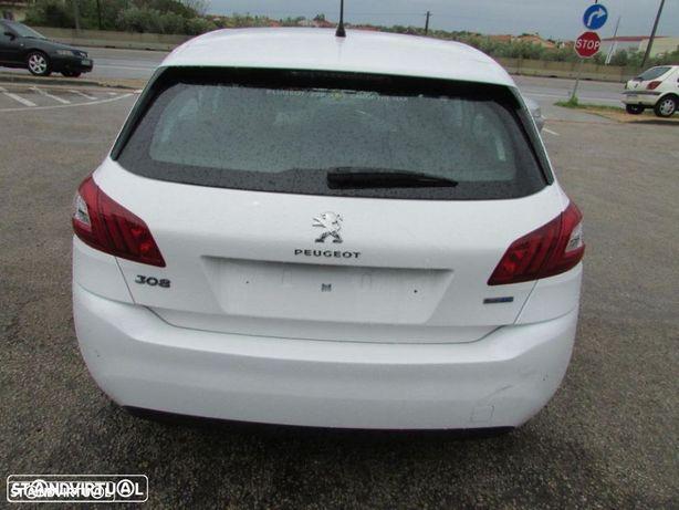 Peças Peugeot 308 2.0 do ano 2015 (AH01)