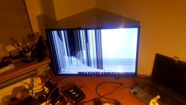 Sharp LC-32CHE5100E 32 cale tv uszkodzony