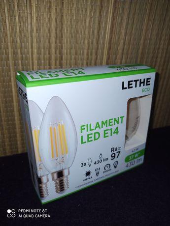 Żarówki ozdobne LED E14 różne