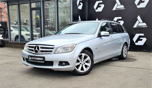Mercedes-Benz C 220 2.2d Bluetec 2010