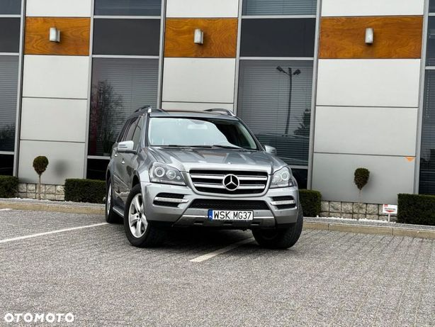 Mercedes-Benz GL Mercedes GL 450 LPG