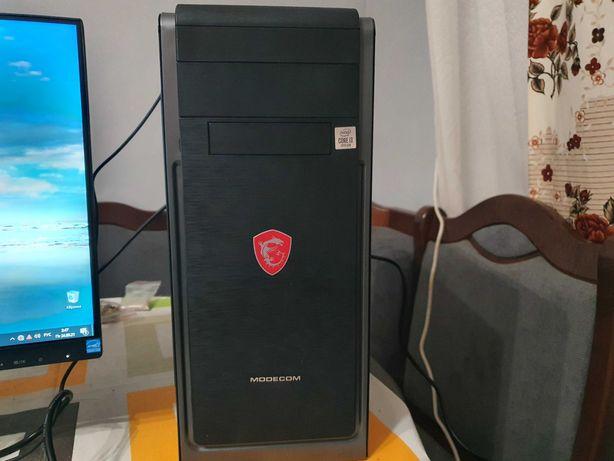 Системный блок Intel Core i3-10100, GTX 1050TI, 16 gb, ssd 250 gb
