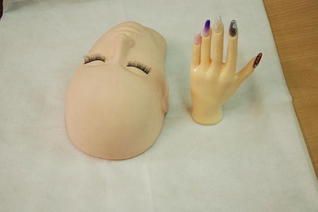 kurs paznokcie, rzęsy, man-ped, henna, kurs kosmetyczny I/II/III i in.