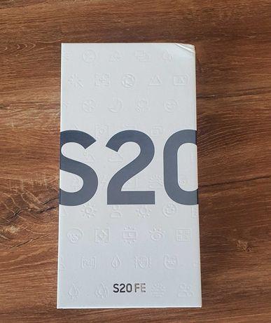 SAMSUNG S20 Fan Edition Niebieski
