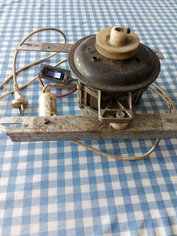 Silnik elektryczny jednofazowy