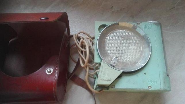 Lampa błyskowa CCCP zabytek antyk