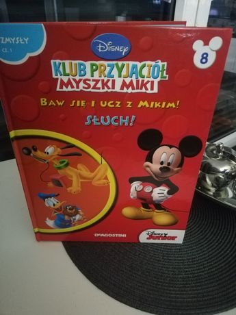 Klub przyjaciół Myszki Miki Baw się i ucz z Mikim.