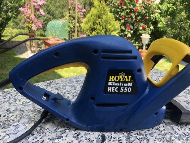 Sekator elektryczny Einhel HEC550