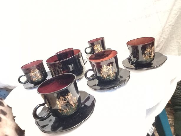 Сервис кофейный на шесть персон