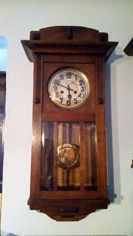 Часы настенные с боем Gustav Becker в идеале. 1910-1930годы