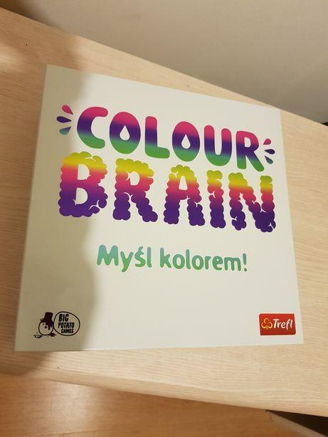Gra planszowa colour brain stan idealny