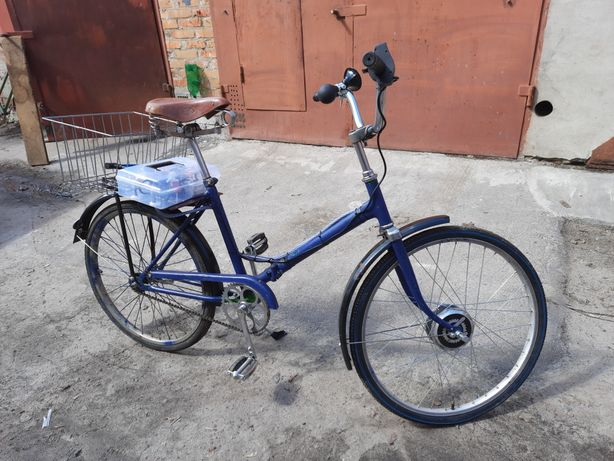 Электровелосипед Украина