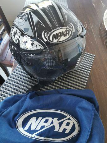 Kask motocyklowy Naxa r. S