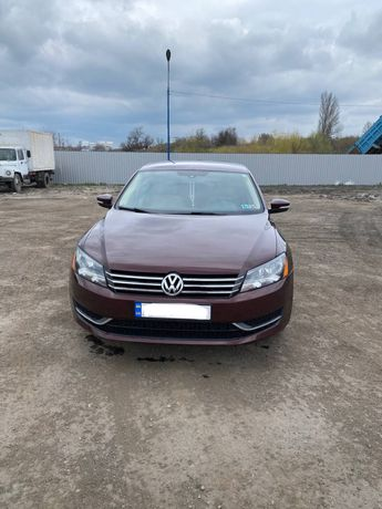Volkswagen Passat b7(USA)