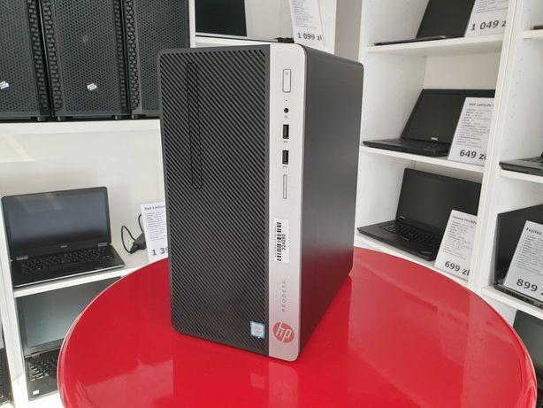 Komputer Firma Dom HP 400 G4 i3-7gen 8GB 120GB SSD Win10 FV23% GW12