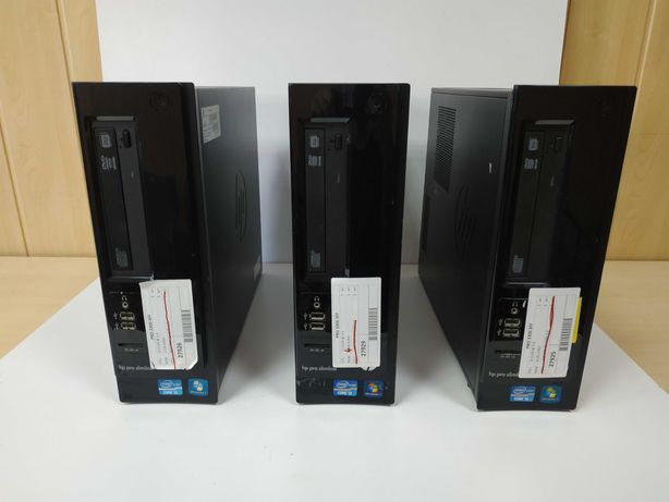 Системный блок HP / i3-2120 /ОПТ/РОЗ/ Компьютер /ПК /4 ОЗУ DDR3/Win 10