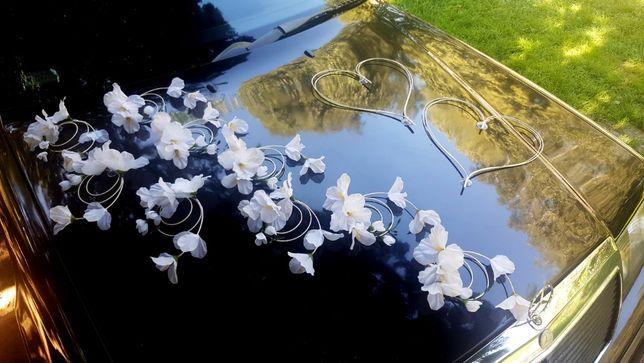 Dekoracja Samochodu ślubnego Auta KOLORY Serca