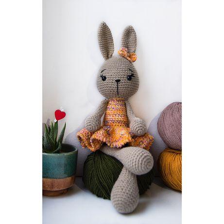 Игрушки от Ирушки)))  обваражительная зайка