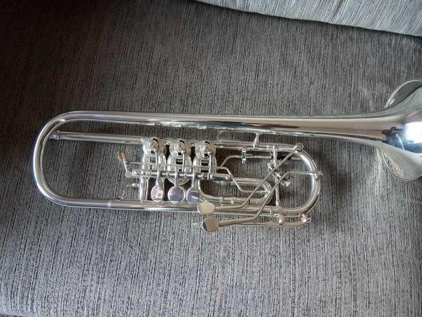 Trompete de Rotores Miraphone  Bb9R