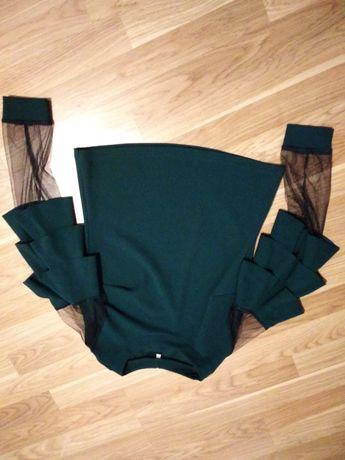 Кофта розмір 48,темно зеленого кольору