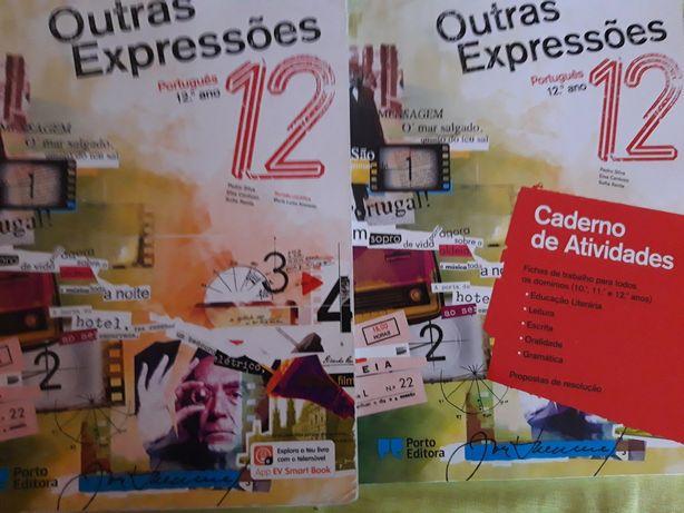Livro português 12 ano porto editoria
