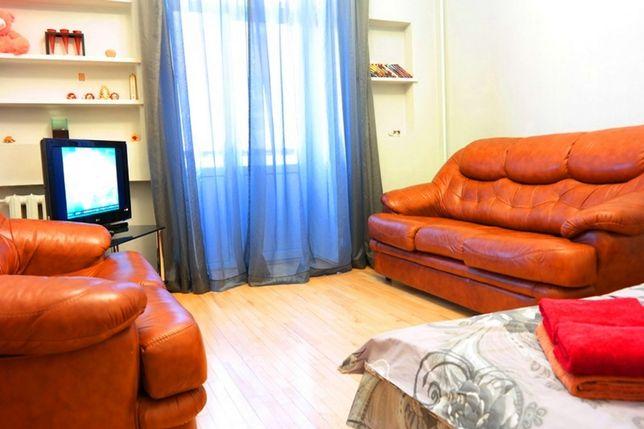 Сдам на 1,2,3 мес 1к (кровать+диван) Антоновича 43/45 м.Олимпийская