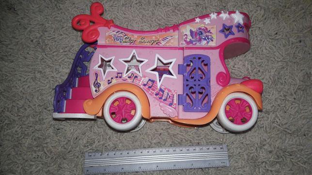 Машинка Hasbro 2007 My littel pony